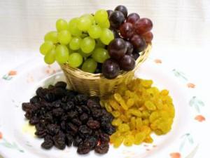 Le raisin, un aliment toxique pour votre chien